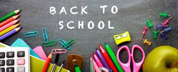 Back to School, Back to School 2015, Lunch Boxes, Homework, Children going back to school, Back to School Clothing, Tax Free Weekend